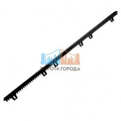 Рейка зубчатая полимерная Came CR6-800, крепление снизу, бесшумная, модуль 4, до 800 кг (C0000104)