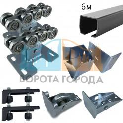 Doorhan комплектующие для откатных ворот 71х60х3,5  до 450 кг DHS20360