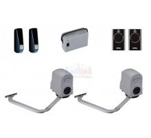 FAAC 391 KIT SLH комплект автоматики для распашных ворот 104576