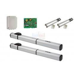 FAAC 400 CBAC комплект автоматики для распашных ворот 10420177