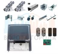 РОЛТЭК комплектующие для ворот до 500 кг + автоматика CAME BX-608 COMBO