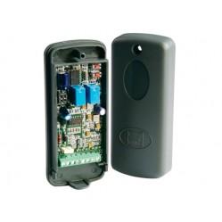 Came RE432RC радиоприемник 2-х канальный в корпусе для брелоков с динамическим кодом 433.92 МГц (001RE432RC)