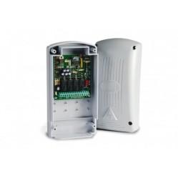 Came RBE4024 радиодекодер внешний двухчастотный 4-х канальный (12-24 В AC/DC), IP54, 3000 передатчиков (806RV-0010)
