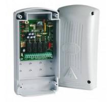 Came RBE4N радиодекодер внешний двухчастотный 4-х канальный (12-24 В AC/DC). Класс защиты IP54 (001RBE4N)