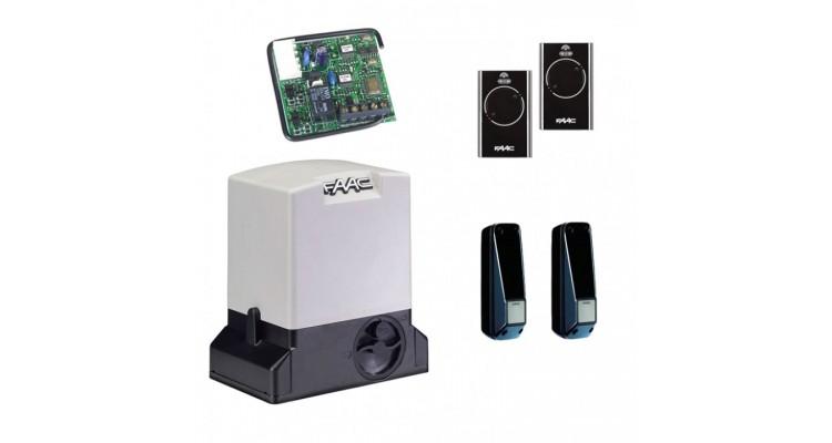 FAAC 740 KIT SLH комплект автоматики для откатных ворот