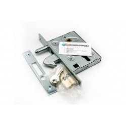 Came LOCK L - замок-крюк с ключом, с ответной частью, для откатных ворот без автоматики (арт. 1700053)