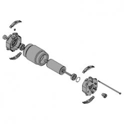 CAME Электродвигатель АХ302304 119RID312