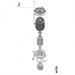 CAME Электродвигатель BK-1800 119RIBK020