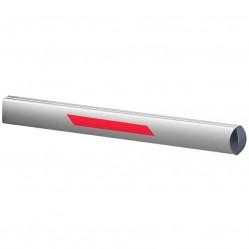 BFT стрела для шлагбаума 4,6м овальная RS728021