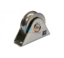 Came WTV 824 Колесо D80 V-образное сечение до 150 кг (арт. 1700032)