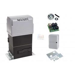 FAAC 844 R 3PH комплект привода для откатных ворот (шестерня Z20) 109896
