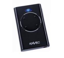 Faac XT4 черный пульт-брелок д/у для ворот и шлагбаумов 7870101
