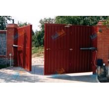 Ворота распашные 3500х2500 мм