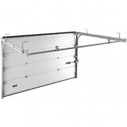 Гаражные секционные ворота Doorhan RSD01 2000х2100 мм