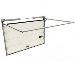 Гаражные секционные ворота Doorhan RSD02 5300х2300 мм